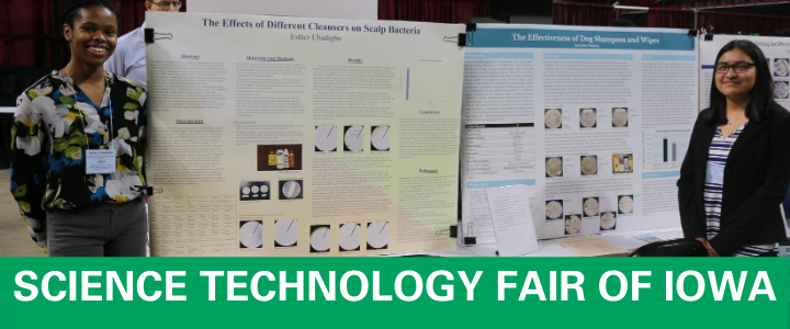 state science and technology fair of iowa