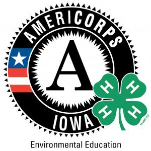 AmeriCorps 4-H Environmental Education Logo