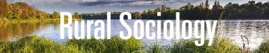 Rural Sociology Staff Page