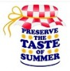 Preserve the Taste of Summer Logo