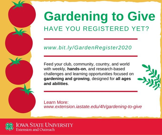 Gardening to Give