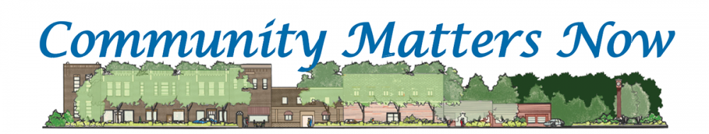 Community Matters Now Wordmark