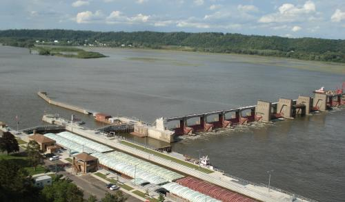 Lock and Dam No. 11