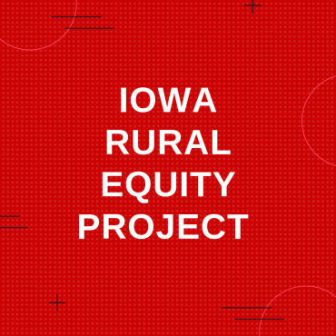 Graphic--Iowa Rural Equity Project