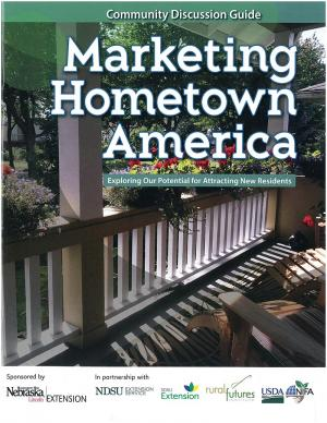 Marketing Hometown America booklet cover