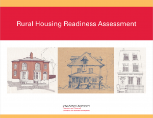 Rural Housing Readiness Assessment booklet cover