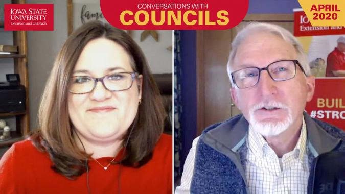Andrea Nelson and John Lawrence, ISU Extension and Outreach