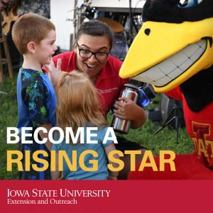 Become a Rising Star video
