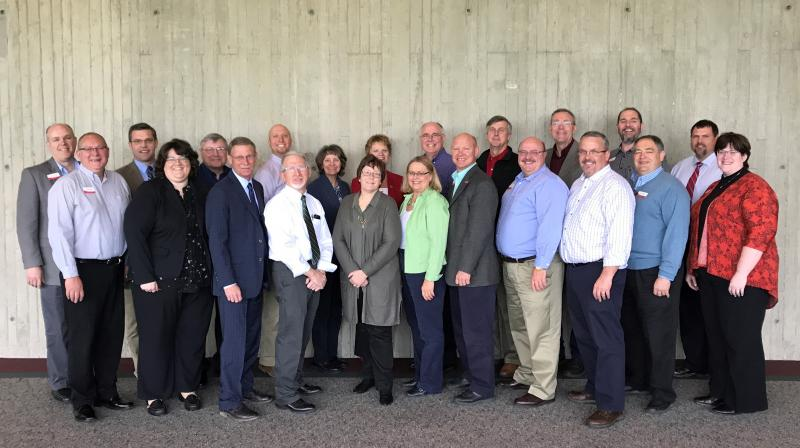 Iowa State University Extension and Outreach Regional Directors