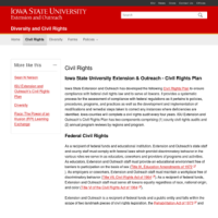 Civil Rights | Diversity and Civil Rights