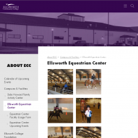 Ellsworth Equestrian Center - Ellsworth Community College