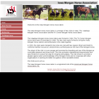 Iowa Morgan Horse Association