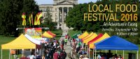 Sample local foods on campus at the ISU Adventure in Eating on Sept. 13!