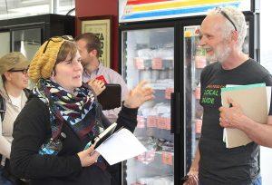 food hub managers gary