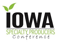 Iowa Specialty Producers Conference logo.