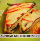 Supreme Grilled Cheese