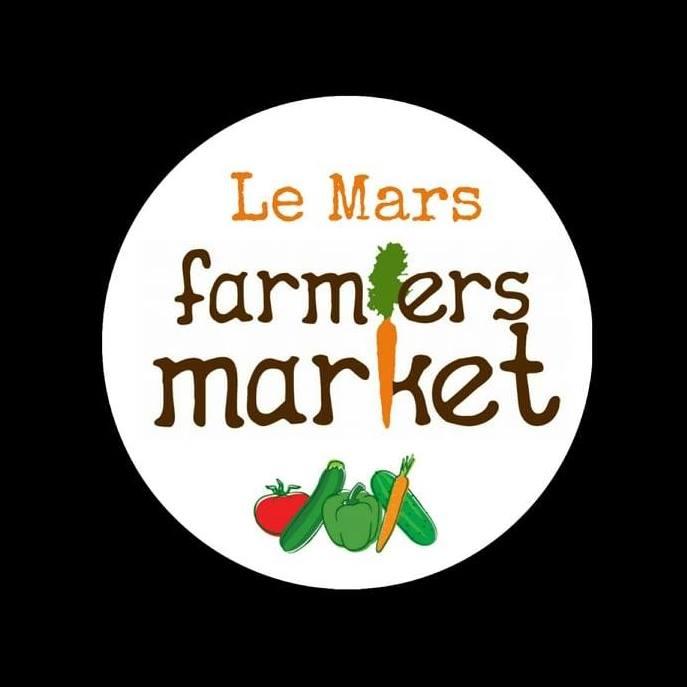 Le Mars Farmers Market Logo