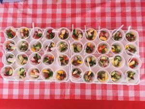 Delicious Summer Bounty Salad!