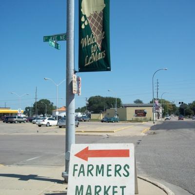 Farmers Market: Le Mars