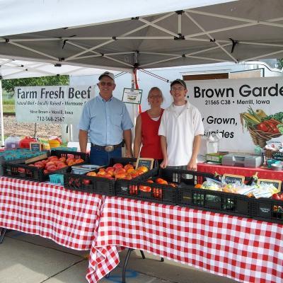 Farmers Market: Sioux City