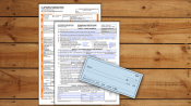 Flood insurance application form
