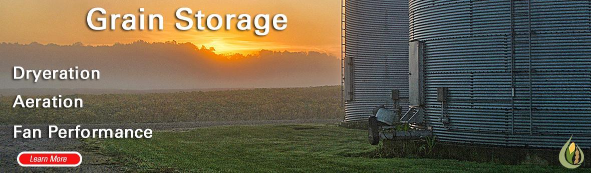 grain bin, storage