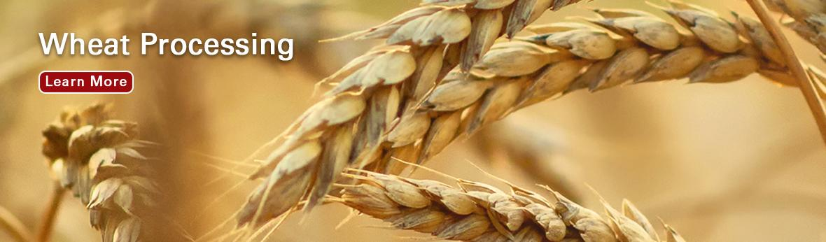 Wheat Processing Banner