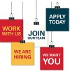 Employment Application Banners