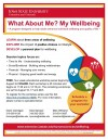 wellbeing flyer