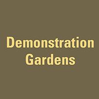 Growing Together Demonstration Gardens