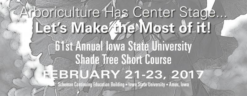 2017 Shade Tree Short Course