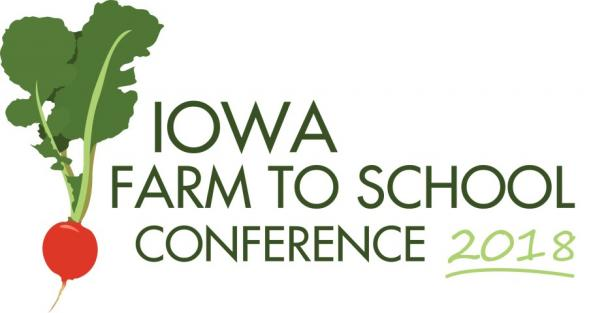 Iowa Farm to School Conference 2018