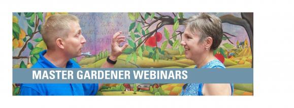 Master Gardener Webinar