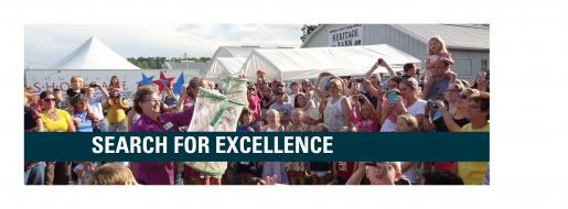 Search for Excellence Award