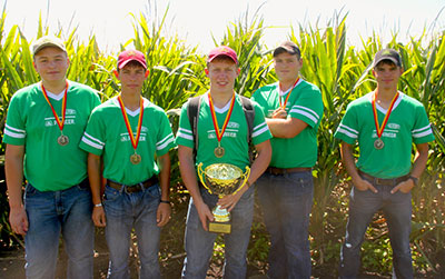 Clayton County Crops Team