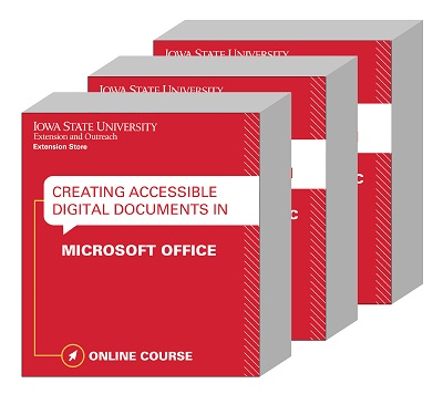 digital accessibility course packages.