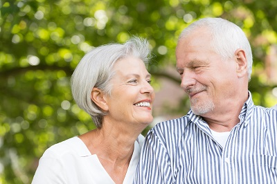 Senior couple by PictureArt/stock.adobe.com.
