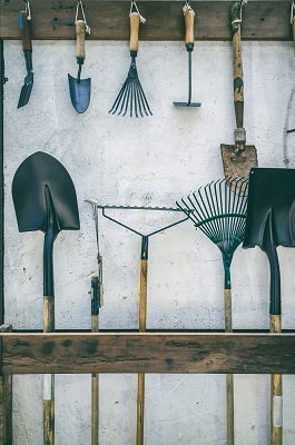 Yard And Garden Storing Garden Supplies And Tools News
