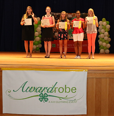 Awardrobe Winners