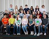 Iowa 4-H Congress delegates.