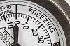 Freezing Zone Thermometer Macro Detail by trekandphoto/stock.adobe.com.