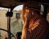 caller in tractor.