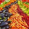 mixed produce.