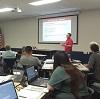workshop participants.