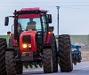 tractor on roadway by rostovdriver/stock.adobe.com.