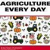 Agriculture Every Day publication cover.