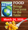 National Ag Day 2020.