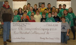 Friendly Four Corners 4-H Club