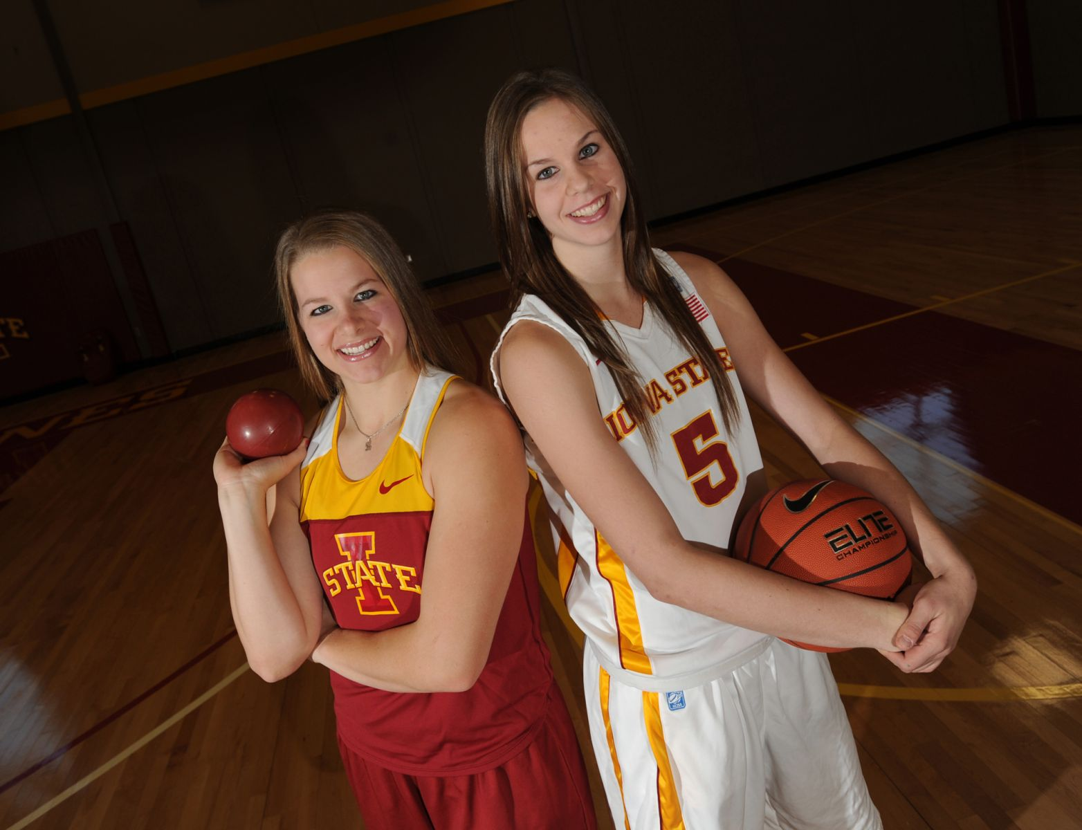Iowa State Sister Athletes Reflect on 4-H Experience ...