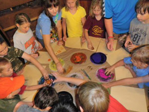Iowa 4-H day camp